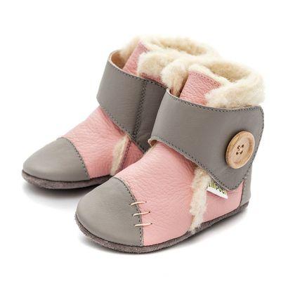 Zimní botičky Liliputi - Pearl