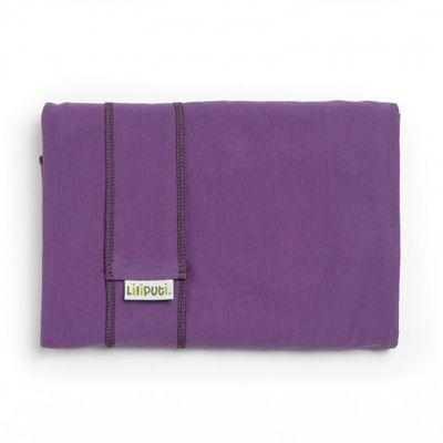 Elastický šátek - fialový