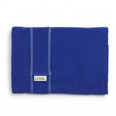 Elastický šátek - modrý