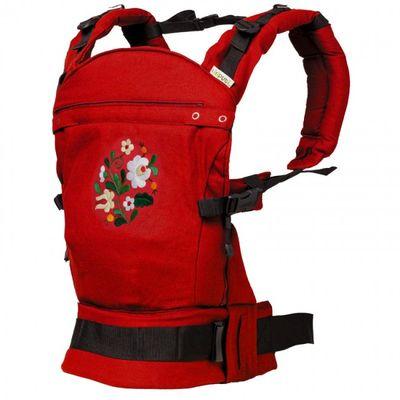 Ergonomické nosítko - Matyó červené