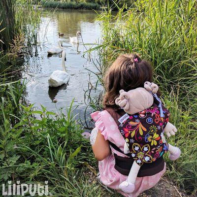 Nosítko Liliputi MINI - Folk tale