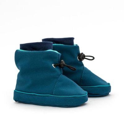 Softshellové čižmičky - Azure Turquoise