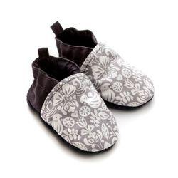 Textilní capáčky - Mandala bloom