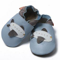 Boty Liliputi - letadlo