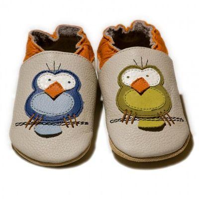 Boty Liliputi - ptáčky