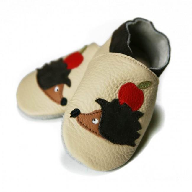 Boty Liliputi - ježek 261049a1cfd